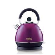 拓璞 DK227SR电热水壶全不锈钢电水壶正品电烧水壶1.7L 紫色