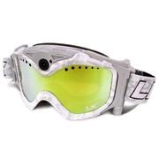 Liquid Image 384 -W All-Sport Camera Goggle眼镜摄像机  白色