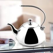仁品 RENPIN不锈钢茶壶冷水壶咖啡壶 带网隔时尚泡茶壶 高档茶壶电磁炉通用 1.5L金色
