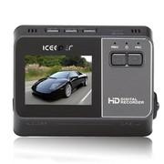 iceeper A8行车记录仪 高清 迷你 行车记录仪 超广角 夜视1080p 最新升级版A8标配无卡
