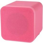 爱国者 BT109音箱 蓝牙音箱 蓝牙音响 便携音箱 NFC配对 粉色