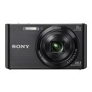 索尼 DSC-W830 数码相机 黑色