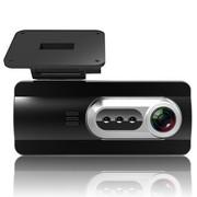亿益 【货到付款】 E802 行车记录仪 170°高清夜视 广角镜头 大屏1080P
