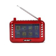 先科 XY-62看戏机插卡音箱电视高清视频播放器4.3英寸老人唱戏机扩音器