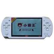 小霸王 Subor掌上PSP游戏机S800 4.3寸屏带摄像头内置海量游戏可下载录音MP5 白色8G版本