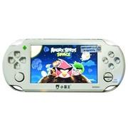 小霸王 智能游戏掌机S5000A+ 4.3寸触屏4G内存安卓PSP平板WIFI上网 白色4G版本+16G卡
