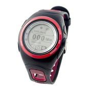 喜越 HX-008多功能智能运动手表手环心率表计步器可分析运动数据 激情红