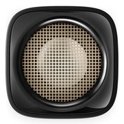 飞利浦 BT100 无线蓝牙音箱 动人音效支持免提通话 黑色