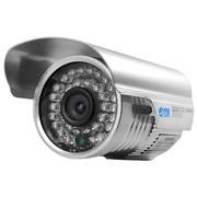 乔安(JOOAN) 530YRB-T 480线 6mm 高清夜视传统红外监控摄像头 小型枪筒摄像机 彩转黑(20米内)