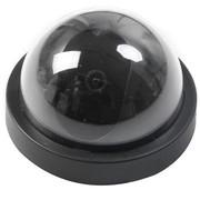 乔安(JOOAN) 仿真半球 高仿真摄像头 假监控/监视器 大号带灯半球 带闪灯 防盗