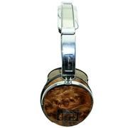 Manshow Music DJ STEEL WAMIORS 钢铁战士 头戴式耳机 木色