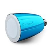etiger AO创意灯泡无线遥控调光多媒体节能吊灯音箱 LED灯蓝牙音响 蓝色