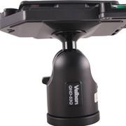 金钟 QHD-53Q 球形云台  承重5kg     专业 三方水平器