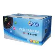 乔安(JOOAN) 513MRD 4mm 1080线 高清阵列红外摄像头 监控摄像机 夜视监控头 室外防水探头