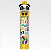 智仕玛(G-SIMAR) 果珈苹果iPhone5s移动电源三星充电宝手机充电器读卡功能3000毫安带读卡器 熊猫