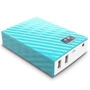 TP-LINK TL-PB10400L 10400mAh智能液晶移动电源 (水蓝)