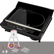 客来美 CA-658电陶炉 德国进口静音无辐射烧烤铁板烧家用电磁炉 家用烤肉