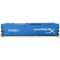 金士顿 骇客神条 Fury系列 DDR3 1600 8GB台式机内存(HX316C10F/8)蓝色产品图片主图