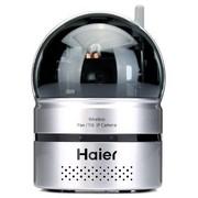 海尔 智慧眼网络摄像机HR-10CW 无线摄像头WIFI,云台功能