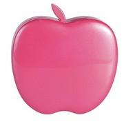 爱数码(aismart) 聚合物移动电源 充电宝i6 红 6400mah  双USB输出 苹果型设计