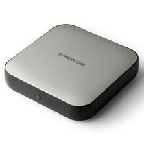 Freecom HARD DRIVE Sq 大飞碟 3.5寸 3TB USB3.0方型移动硬盘(银色)产品图片主图