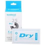 爱丽(eyelead) 光学镜片清洁-单干纸套装 (25片)