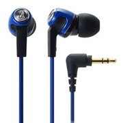 铁三角 ATH-CK323M BL 入耳式耳机 蓝色