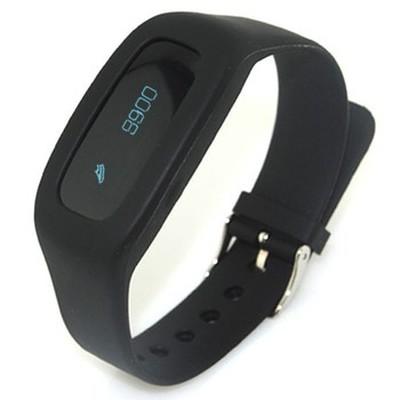 ibody 追客 智能手环 可穿戴设备 运动计步器 睡眠健康管理 高级黑产品图片1