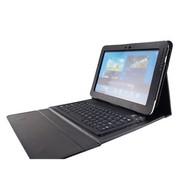 爱酷多 三星Note 10.1 N8000/N8010无线蓝牙键盘保护套 皮套
