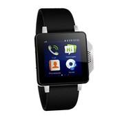 喜越 U6智能手表手机 情侣对表 蓝牙手表 黑色