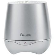 POWER4 X6B 便携式FM收音插卡蓝牙音响|重低音音响|可免提通话功能|粉色