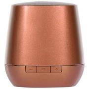 POWER4 X6 便携式蓝牙音箱|重低音可免提通话功能|咖啡色