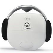咔哟 YOYO蓝牙音箱 音响低音炮4.0无线便携迷你小手机户外防水 白色