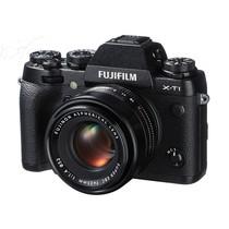 富士 X-T1 单电套机 黑色(XF 35mm F1.4 R 镜头)产品图片主图