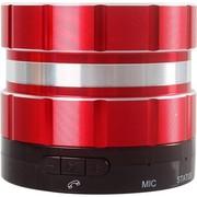 金霓 GS131 无线蓝牙插卡音箱小钢炮迷你音响 红色