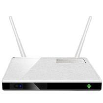 迪优美特 X9A WIFI版双天线 智能高清网络电视机顶盒 安卓网络播放器产品图片主图