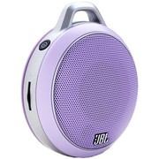 JBL 无线蓝牙音乐盒 Micro Wireless 超强低音 5小时续航 紫色