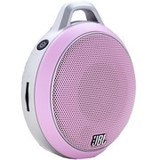 JBL 无线蓝牙音乐盒 Micro Wireless 超强低音 5小时续航 粉色