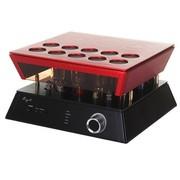 凯音 C-32T HIFI合并式电子管功率放大器 平衡输入,KT88推挽放大线路使用6N1+12AU7+6P1 (红色)