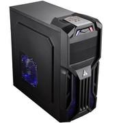 金河田 游戏联盟 升华II机箱 (USB3.0/支持SSD/背部走线/免工具/超强散热/全防尘)