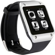 塔罗斯 TWatchII 时尚可通话智能手表 炫银黑