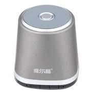 维尔晶 BT19DS音箱 音响 无线蓝牙音箱手机便携音箱插卡迷你小音响低音炮 浅灰色