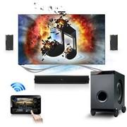 CAV SW360LD2000挂壁式无线家庭影院套装音响 超重低音炮液晶电视音箱