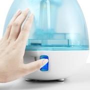 百奥耐尔 IH-20UB 聚能超声波加湿器,大雾量,超微雾,无残留,健康加湿,加湿器换代了,蓝色