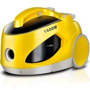 龙的 NK-XC1605W 无尘袋无耗材家用除螨吸尘器