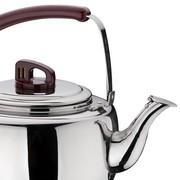 庆展 不锈钢烧水壶热水壶鸣笛音水壶响水壶煤气电磁炉通用4L