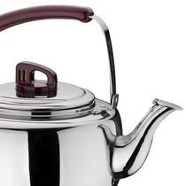 庆展 不锈钢烧水壶热水壶鸣笛音水壶响水壶煤气电磁炉通用4L产品图片主图