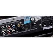 雅桥 诺普声DV525 DVD影碟机 DVD机 迷你EVD VCD DVD CD播放器 USB