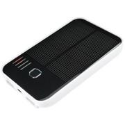 戴芙迪 SC210移动电源 充电宝5000毫安太阳能充电宝 白色