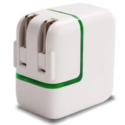 威马仕 适用于ipad4/ipad air 充电插头苹果原装品质充电器 白色 绿灯
